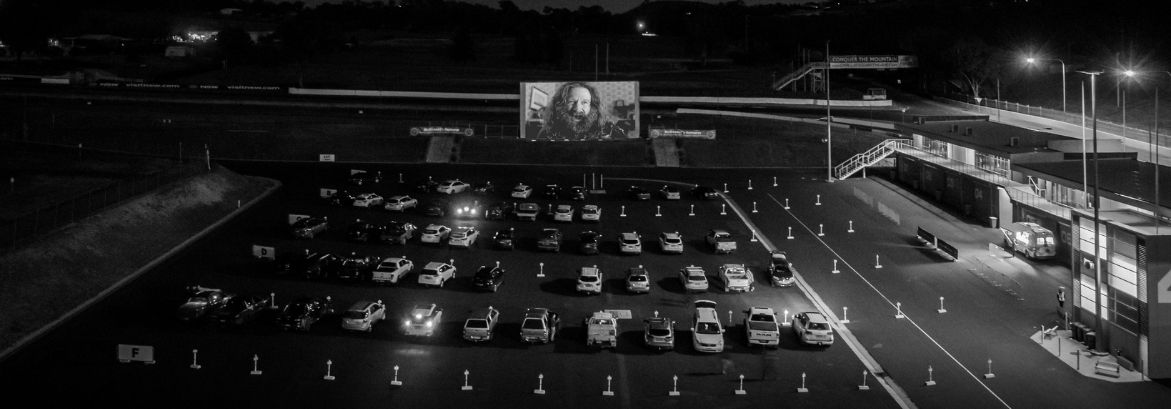 Drive in BW