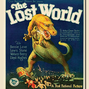 Fossil Flicks Silent Film Festival - The Lost World (1925)
